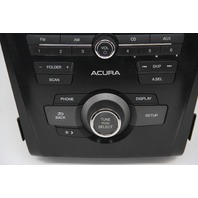 Acura ILX Radio CD Changer Player AUX Phone 39100-TX6-A01 OEM 2013