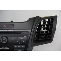 Acura RDX Radio CD Changer Player AUX Phone Climate Control 13 14 15 16 17 18
