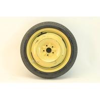 Toyota Prius 04-09 Spare Tire Wheel Donut Bridgestone T125/70D16 42611-20840 2004
