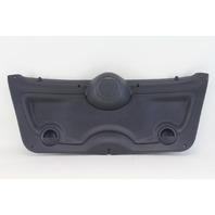 Mini Cooper, Rear Liftgate Inner Trim Panel, 51497029839 2005 2006 05 06
