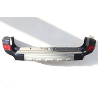 Toyota 4Runner 03-05, Rear Bumper Cover Assembly, Blue SR5 52159-35090-A1
