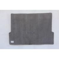 Toyota 4Runner Rear Trunk Carpet Trim Floor Mat Gray 03 04 05 06 07 08 09 OEM