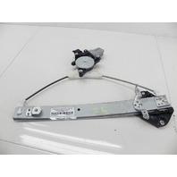 Subaru Impreza Sedan 08-11 Window Regulator Motor, Rear Right 61041FGG000
