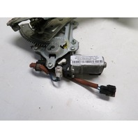 Subaru Impreza Sedan 04-07 Window Regulator Motor, Rear Right 62222FE001
