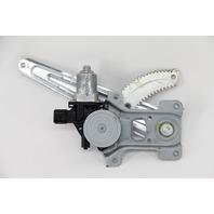 Subaru WRX Rear Left Power Window Regulator Motor 62222FJ010 OEM 15-17