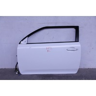 Scion tC Front Left/Driver Door White 67002-21200 OEM 11-16