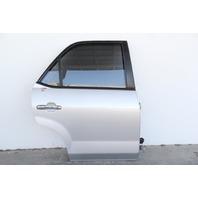 Acura MDX Door Assembly Rear Right Passenger Silver 67510-S3V-A90ZZ OEM 01-06