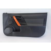Scion tC Right/Passenger Side Door Panel 9.0 Release Orange/Black 11 12 13 14 15