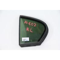 Lexus GS350 Rear Left/Driver Door Glass Window Vent 68124-30551 OEM 07-11