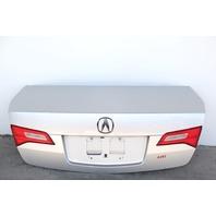 Acura ILX Lid Trunk Decklid Assembly Silver w/ Camera 68500-TX6-A80 OEM 13-15