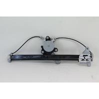 Acura RL Rear Right Power Window Regulator Motor - Acura rl window regulator