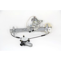 Honda Odyssey Rear Left Window Glass Regulator W/ Motor 72750-SHJ-A22 OEM 05-10