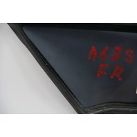 Honda Insight 10-14 Door Vent Quarter Glass Front Right Passenger 73330-TM8-A00