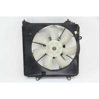 Honda Insight A/C Condenser 7 Blade Cooling Fan w/ Shroud OEM 10 11 12 13 14
