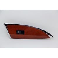 Lexus ES350 09-12 Rear Right Door Window Switch Trim Bezel 74270-33110  OEM