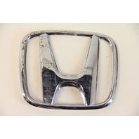 Honda Accord 08 09 10 11 12 Trunk Liftgate Emblem 75701-TE0-A010, Factory OEM