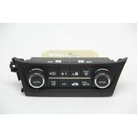 Acura ILX A/C Heater Temperature Climate Control Unit 79600-TX6-A4 OEM 13 14 15