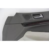 Infiniti G37 Sedan 12 13 Door Panel Trim Lining Front Right/Passenger 880900-JU71E