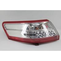 Toyota Camry Hybrid Tail light Lamp Quarter Rear Left 81560-06350 OEM 10-11