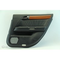 Infiniti M35 06-07 Door Panel Trim Lining Rear Right Side, Black 82900-EH201