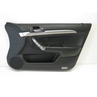Acura TSX 04-08 Interior Door Trim Panel, Front Right Black 83508-SEC-A11