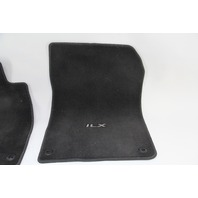Acura ILX Interior Carpet 4 Piece Floor Mat Set Black OEM 13 14 15 16 17 18