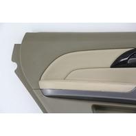 Acura MDX Rear Left/Driver Door Panel Ivory 83781-STX-A02ZC OEM 07 08 09 2007