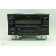 Toyota 4Runner 03-05 Radio Cd Cassette Player 86120-35281 A882 2003, 2004, 2005