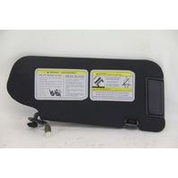 Infiniti FX35 FX45 06 07 08 Sun Shade Visor Sunvisor Left Side Black 96401-CL70B