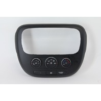 Kia Soul 14-15 Climate Control with Bezel Black Factory OEM 97250-B2AS