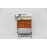 Infiniti FX35 FX45 SRS Unit, Air Module Bag  Computer 98820CG000 OEM 03 04