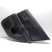 Mazda 3 Hatchback 06-09 Door Panel Lining, Rear Right/Passenger Side Black Cloth