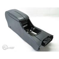 Mercedes S430 03-06 Center Console Arm Rest, Pocket, Black