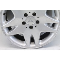 Mercedes CL500 00-05 Alloy Wheel Rim Disc 10 Spoke 17 Inch, 2204010202 #2