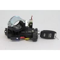 Kia Soul 2014 Steering Ignition Switch Complete Lock Cylinder Set w/ Key