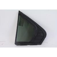Acura TSX 09-12 Rear Right/Passenger Window Glass Quarter Small Vent OEM A827 2009, 2010, 2011, 2012