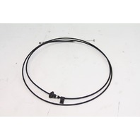 Nissan 370Z Hood Cable Black Wire 3.7L OEM 09 10 11 12 13 14 15