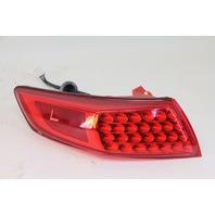 Infiniti FX35 FX45 03-04 Quarter Red Tail Light, Lamp Left OEM