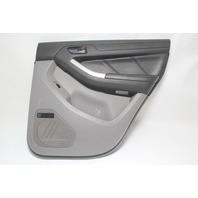 Toyota 4Runner 03-05 Door Panel, Rear Right/Passenger Gray 67630-35770-B0