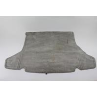Toyota Prius Cargo Floor Carpet Light Gray Luggage OEM 10 11 12