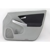 Toyota Prius Door Panel Trim Lining Front Right Passenger Gray Cloth OEM 10-12