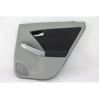 Toyota Prius Door Panel Trim Lining Rear Right Passenger Gray Cloth OEM 10-12