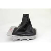 Subaru WRX STI Shifter Shift Select Lever Trim Boot Bezel 2.0L M/T OEM 15-17