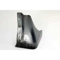 Nissan 350Z 03-06 Bumper Mud Guard Front Right/Passenger Gray/Grey
