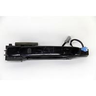 Infiniti G35 Coupe Exterior Door Handle Right/Passenger Black Smart Key