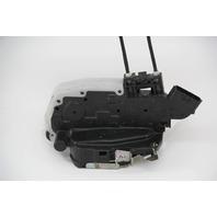 Infiniti G25 Sedan 11-12 Door Lock Latch Actuator, Front Right/Passenger Side
