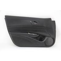 Acura ILX Front Left/Driver Door Panel Black Leather OEM 13 14 15 2013 2014 2015