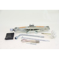 Infiniti FX35 FX45 03-08 Spare Tire Tool Kit 7pc Set OEM