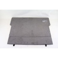 Toyota 4Runner Rear Trunk Trim Hard Floor Mat Gray 03 04 05 06 07 08 09 OEM