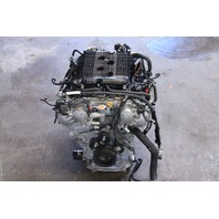 Infiniti G37 09-10 Engine Motor Long Block Assembly RWD 78K Mi 3.7L V6 2010